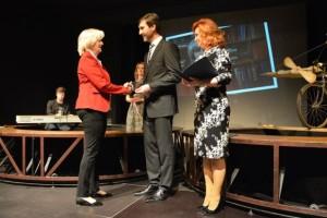 ŽSK_Ocenenie si prevzali pedagógovia zo všetkých regiónov Žilinskej župy