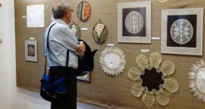 Pozývame na výstavu Čipkované radosti – Kruhy