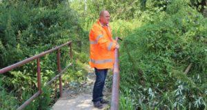 Členovia krízového štábu kontrolovali povodňové úseky