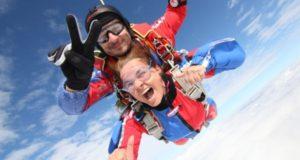 Vyhrajte so Žilinskou župou simulovaný zoskok zlietadla!
