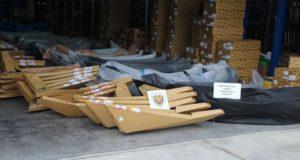 Colníci v Žilinskom kraji odhalili pašerákov náhradných dielov do automobilov