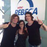 The Paranoid priviali do Rebecy kvalitný slovenský rock!