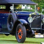 Päťdňová súťaž historických áut po zákutiach Žilinskej a Prešovskej župy