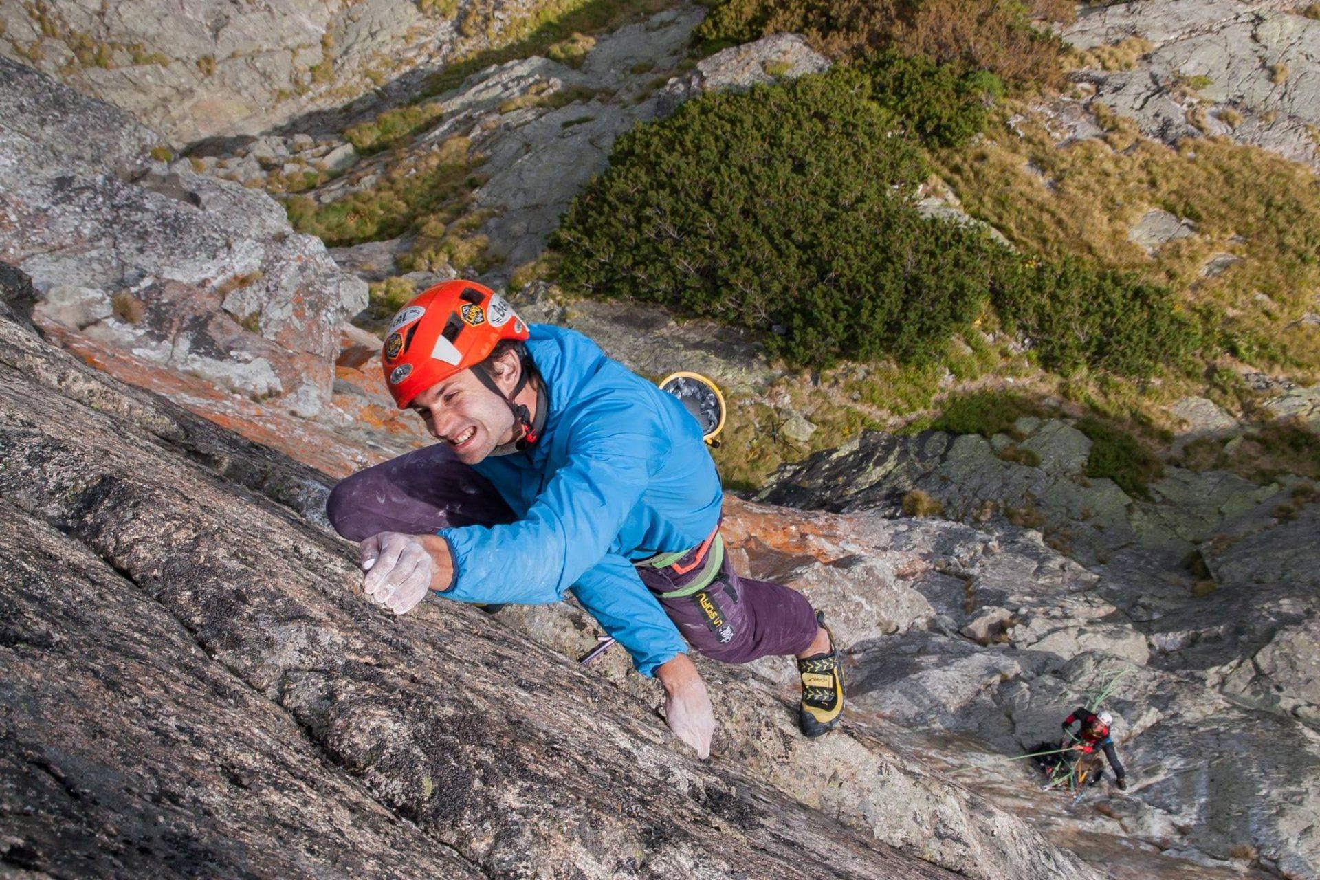 Špička slovenského lezectva Jozef Krištoffy: Lezenie je pre mňa štýl života, v horách som sa našiel