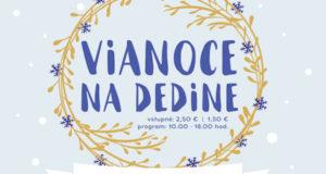 Tradičné slovenské Vianoce na dedine