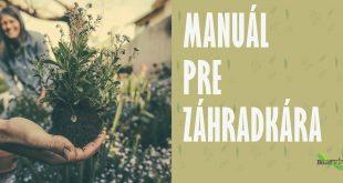 Manuál pre záhradkára