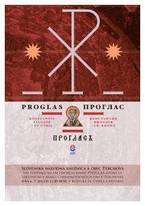 , Slávnostne prezentovali Proglas