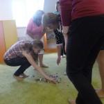 , Knihovníci sa zahrali na deti. V rámci projektu Prečo čítať deťom