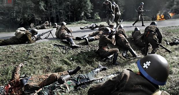 , V Nezbudskej Lúčke rozpúta bitku 120 vojakov a tri lietadlá