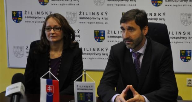 , ŽSK spúšťa projekt transparentnosti s názvom Otvorený kraj
