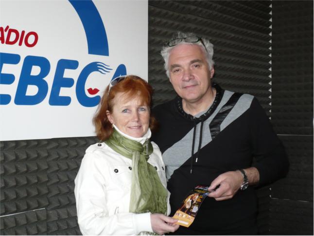 , V Rebece o tanečnom športe v Ružomberku