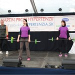 , V Martine sa bojovalo proti hypertenzii