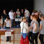 , V Martine si zmeralo sily a vedomosti 105 mladých zdravotníkov