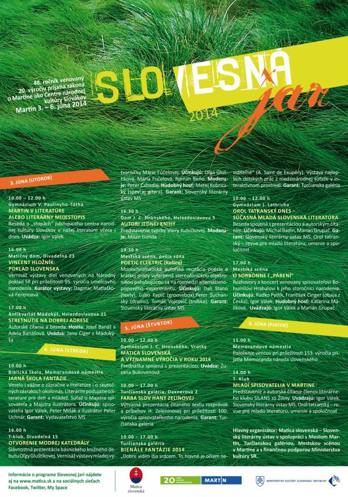 , Martin sa stane opäť centrom najstaršieho literárneho festivalu na Slovensku