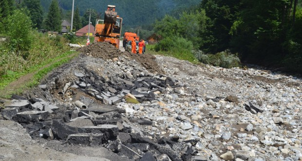 , Zabezpečovacie práce v spustošenej Vrátnej doline pokračujú