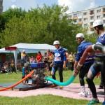 , V Martine sa zmerali sily tímy dobrovoľných hasičov o pohár Janka Kalinčiaka