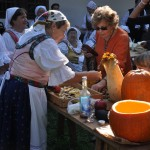 , Múzeum slovenskej dediny v Martine pripravilo pre ľudí ukážky zvykov a tradícií