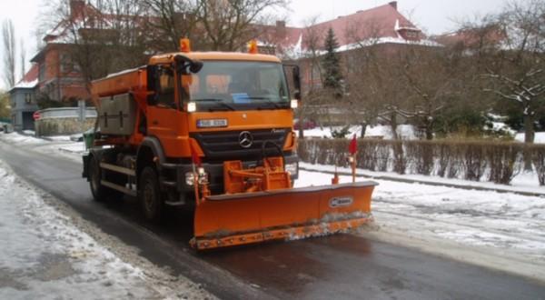 , Žilinský kraj sa pripravuje na zimnú údržbu ciest