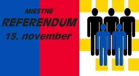 , Referendum sa blíži. Pozrite sa, ako môžete hlasovať!