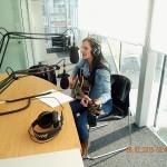 , Lenka Slamčíková pretvorila obyčajný rozhovor v našom rádiu na hotový koncert