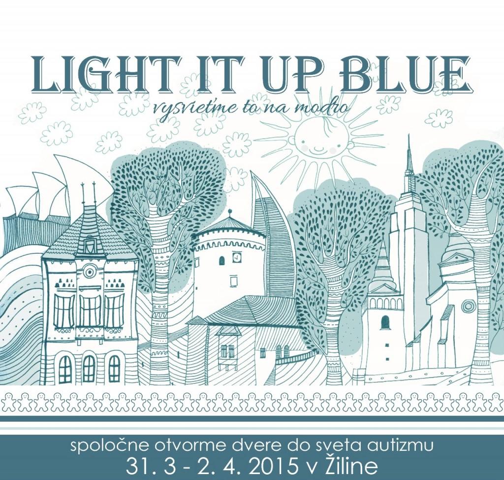 , Light it up blue