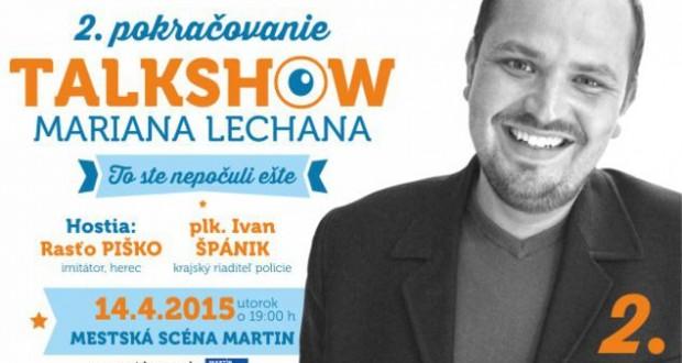 , Talkshow Mariana Lechana