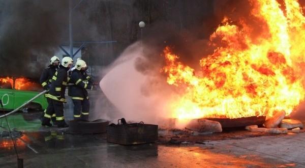 , Deň otvorených dverí Strednej školy požiarnej ochrany MV SR (7. mája)