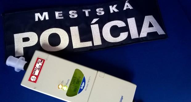 , Polícia si posvieti na mládež pod vplyvom alkoholu v Žiline