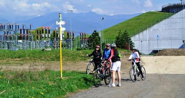 , Viac ako 2 300 kilometrov cykloturistických trás nájdete v Žilinskej župe