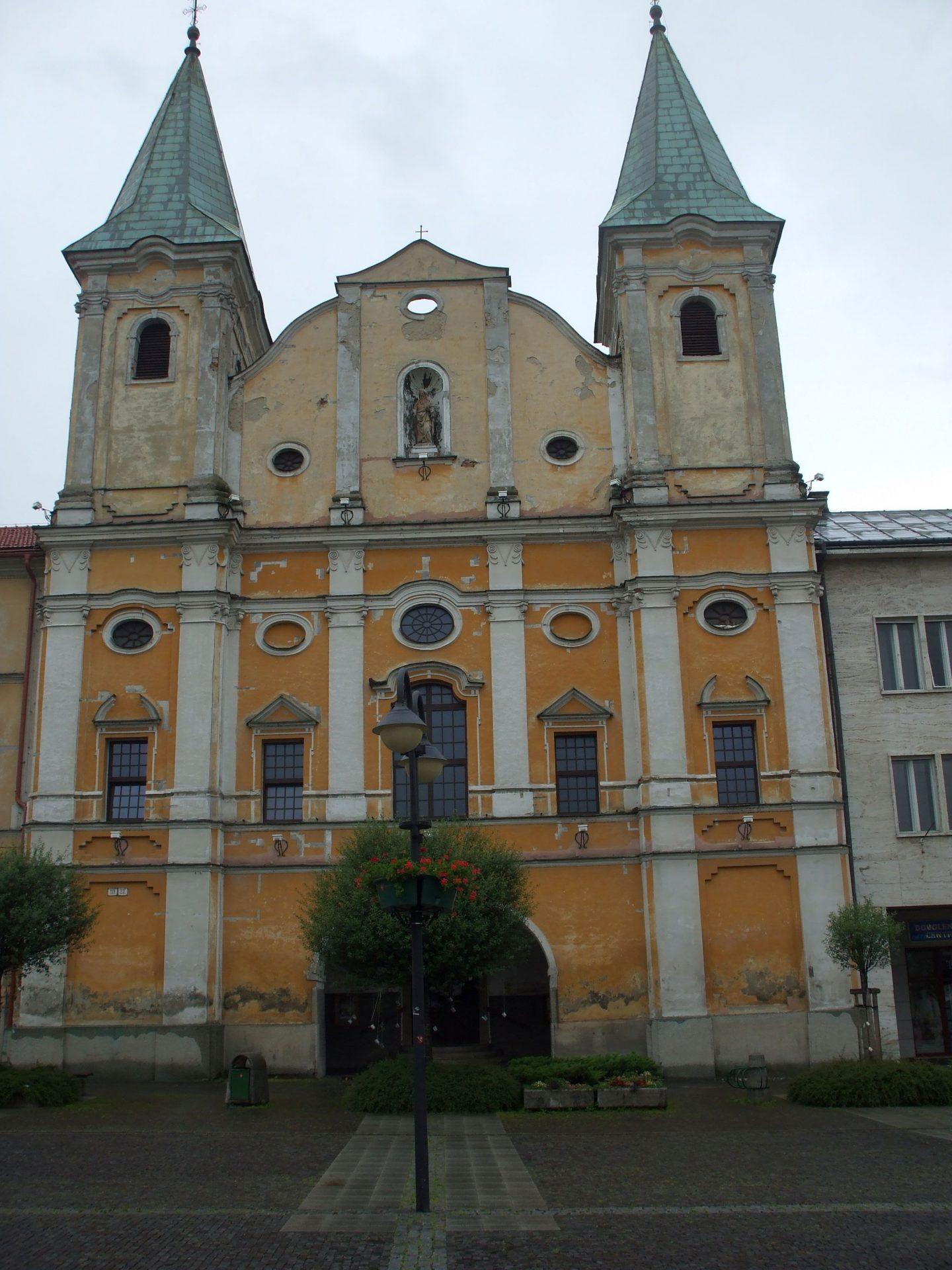 , Potulky po žilinských kostoloch
