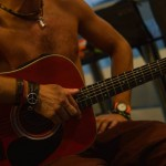 , Prvý živý koncert v Rádiu Rebeca v Miklovici