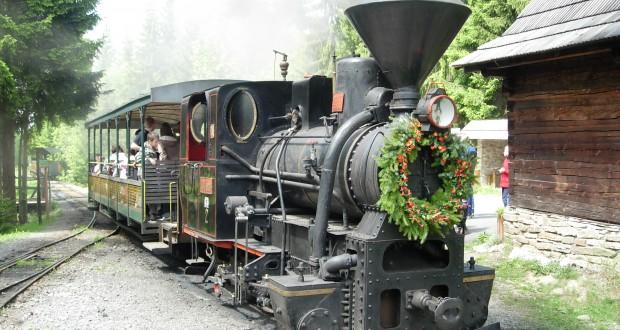 , Storočnica železnice spojená s prezentáciou tradičných ľudových jedál