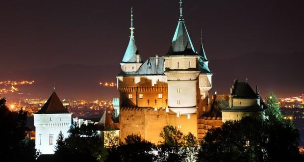 , V tieni veže Bojnického zámku ožije tajomný príbeh čiernej panej