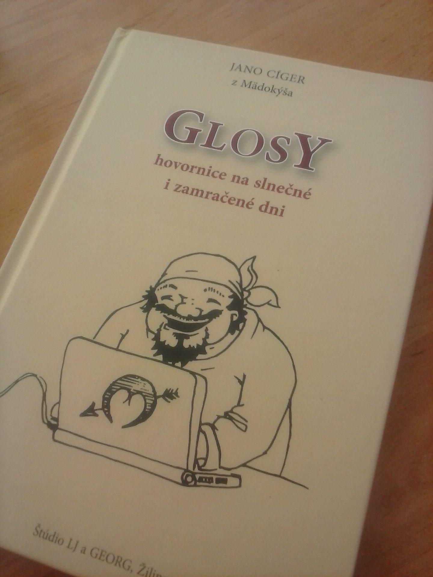 , Glosy Jana Cígera z Mädokýša majú svoju knižnú podobu!