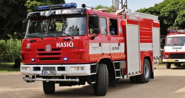 , Slávnostné odovzdania hasičských vozidiel