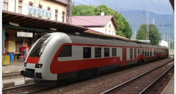 , ZSSK plánuje nákup nových vlakov v Žilinskom kraji