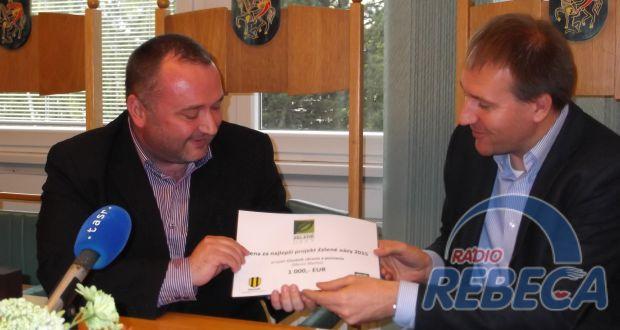 , Chodník zdravia a poznania v Martine: Najzaujímavejší projekt 9. ročníka Zelené oázy