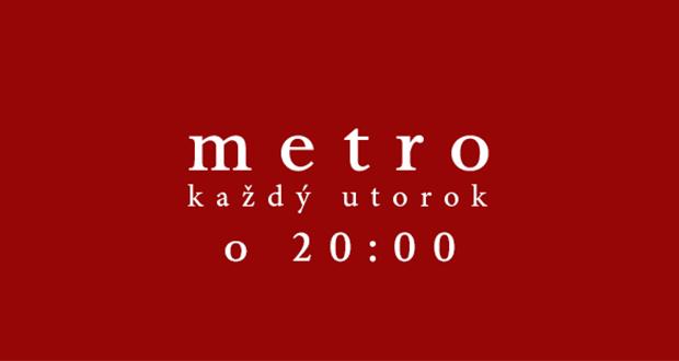 , Metro s Viktorom Mydlom: Nová hudba v éteri Rádia Rebeca