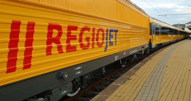 , Vlaky RegioJet odídu po Vianociach z trasy Bratislava – Košice