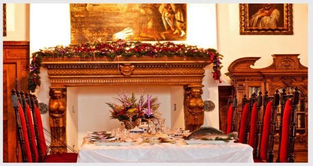 , Vianoce na Bojnickom zámku
