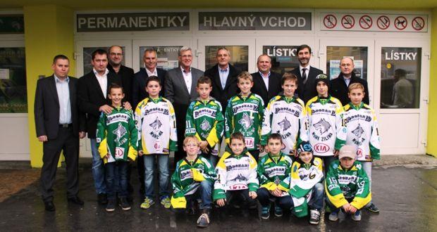 , Staronový zimný štadión opäť slúži žilinskému hokeju
