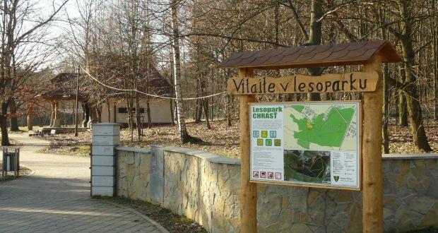 , Nadácia žilinský lesopark pripravuje obnovu Lesoparku Chrasť