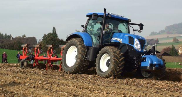 , Odcudzený traktor bol vypátraný na východnom Slovensku