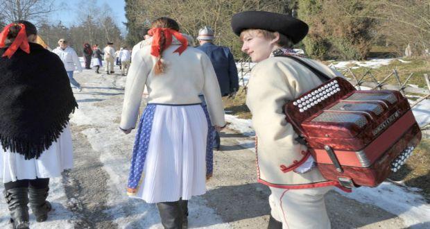 , V Múzeu slovenskej dediny ukončili fašiangové obdobie veľkolepo