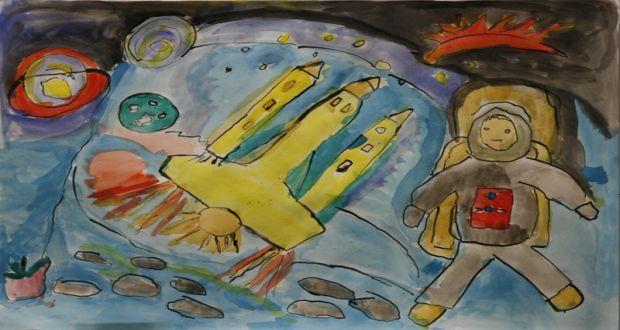 , Vyhodnotenie výtvarnej súťaže Vesmír očami detí už tento štvrtok!