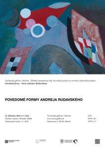 , Povedomé formy Andreja Rudavského
