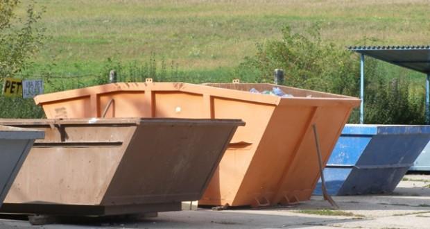 , Zber objemných komunálnych odpadov v Žiline