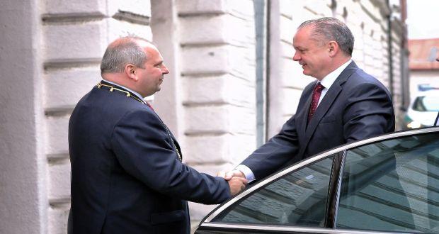 , Do Žiliny dnes zavítal prezident Slovenskej republiky