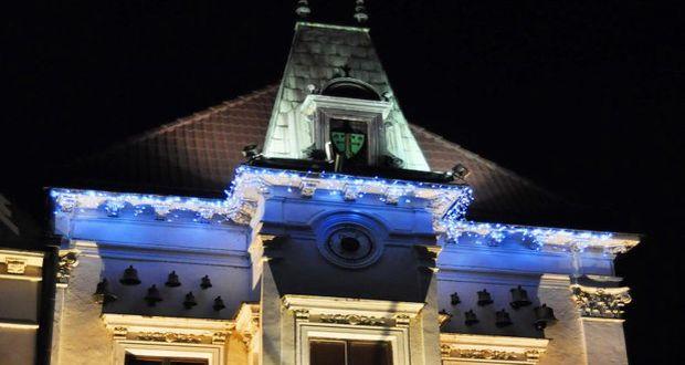 """, Žilina sa opäť zapojí do medzinárodnej kampane """"Light It Up Blue"""""""