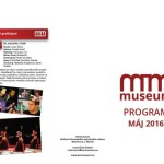 , Prehľad podujatí v Barmuseu v mesiaci máj